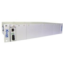 Chassi Rack para conversor de Midia 14_2p 2Flex